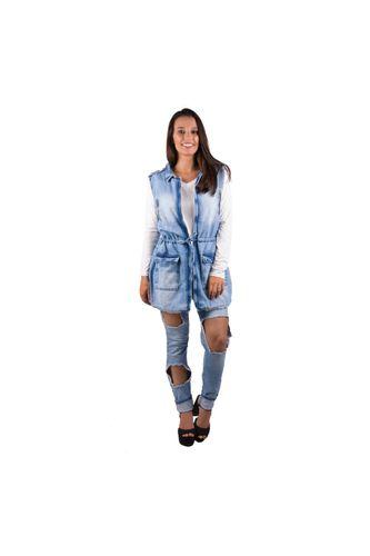 Feminino - Roupas - Casacos e Jaquetas - Colete Banna Hanna – Moda it 94905090a50fb