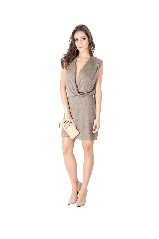 Vestido Cache Coeur Calvin Klein - Moda it 4be42c4730