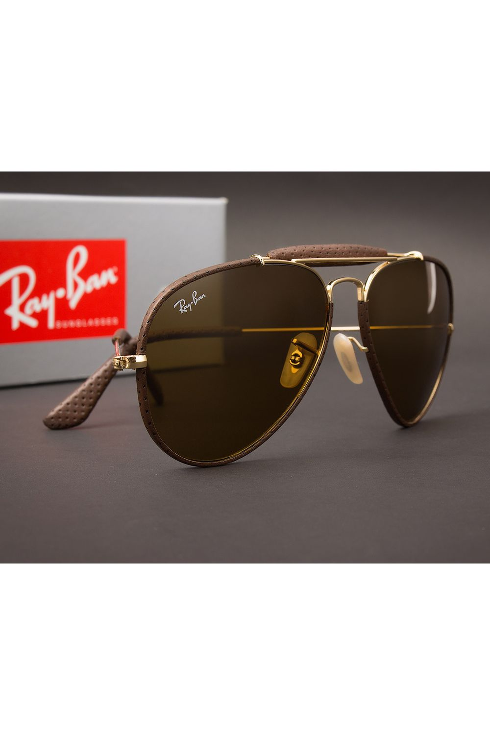 Óculos Ray Ban Ray-Ban Outdoorsman Craft RB3422Q 9041-58 - Moda it c688cc424c