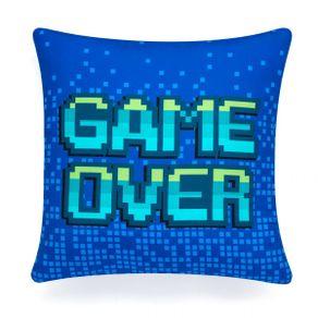 Almofada geek game over