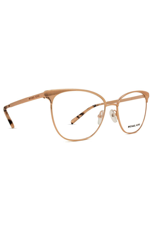 25db5d8a03d45 Óculos de Grau Michael Kors Nao MK3018 1194-54 - Moda it