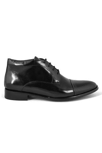 4bb329239f Preto em Masculino - Calçados - Sapatos - Social Milano – Moda it