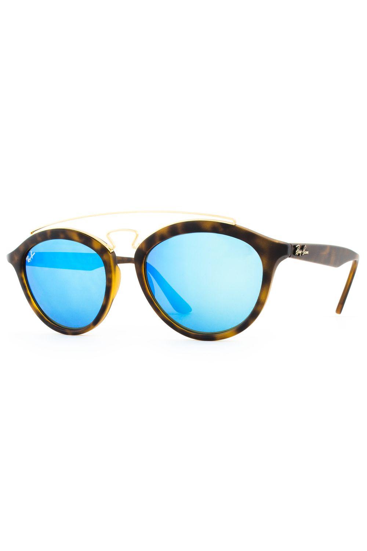 Óculos de Sol Ray Ban New Gatsby Oval RB4257 6092 55-53 - Moda it 75432a64ba