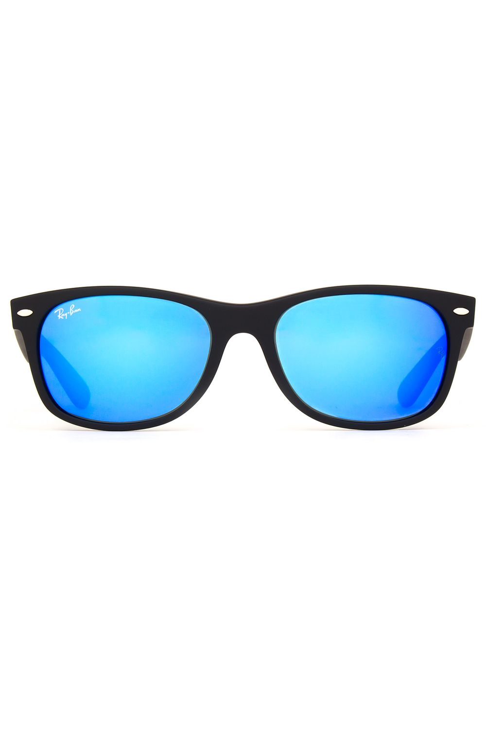 71d97eaf074e8 Óculos de Sol Ray Ban New Wayfarer Flash RB2132LL 622 17-55 - Moda it