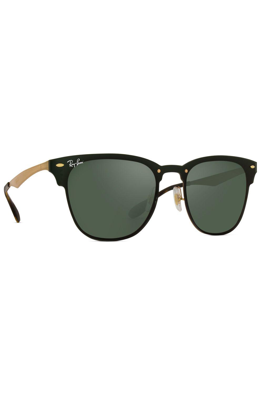 78fedcc9a0af8 Óculos de Sol Ray Ban Blaze Clubmaster RB3576N 043 71-41 - Moda it