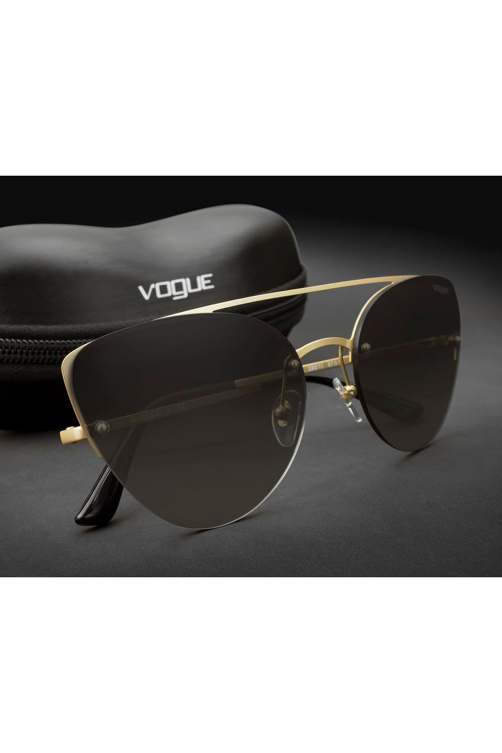 Óculos de Sol Vogue VO4074S 280 11-57 - Moda it 89b8a57d9f