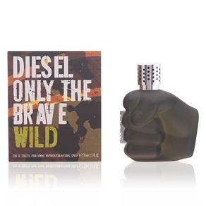 Diesel Only The Brave Wild Eau De Toilette Masculino 125 ml