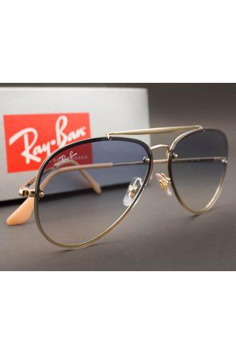 Oculos-de-sol-ray-ban-round-cacador-rb3747-001-50-56360 – Moda it 69b649fe30