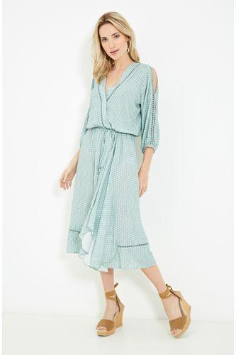 525d2da2f0f Feminino - Roupas - Vestidos Ateen VERDE – Moda it