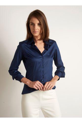Feminino - Roupas - Blusas - Camisa Dudalina de R 200 3adab13732a40